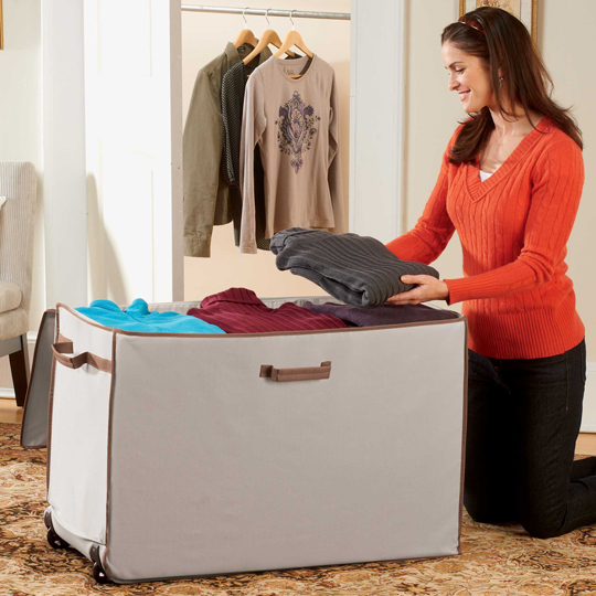 Common Sense Rules for Winter Clothing Storage