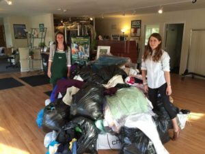 BBBS clothing drive