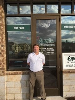 The Future of Dry Cleaning comes to Oxford. Lapels Dry Cleaning opens at 3010 Old Taylor Road, Oxford, MS