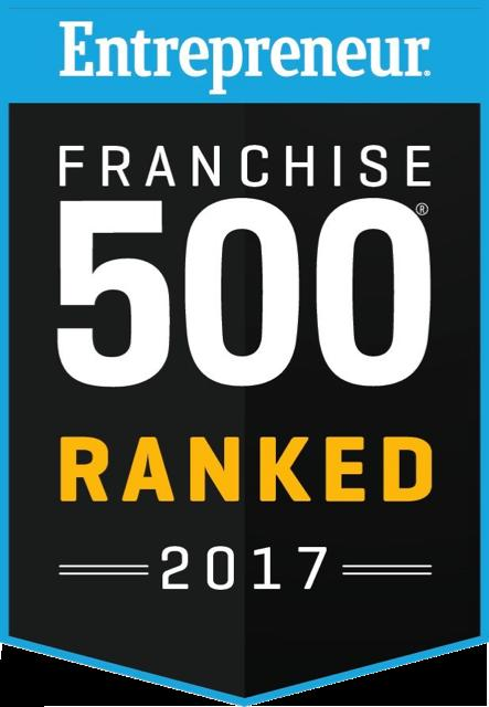 Entrepreneur Magazine names Lapels Dry Cleaning to Top 500 franchises for 2017; improves on 2016 ranking