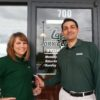 Lapels Dry Cleaning of OKC Owners Brian and Stacy Culver