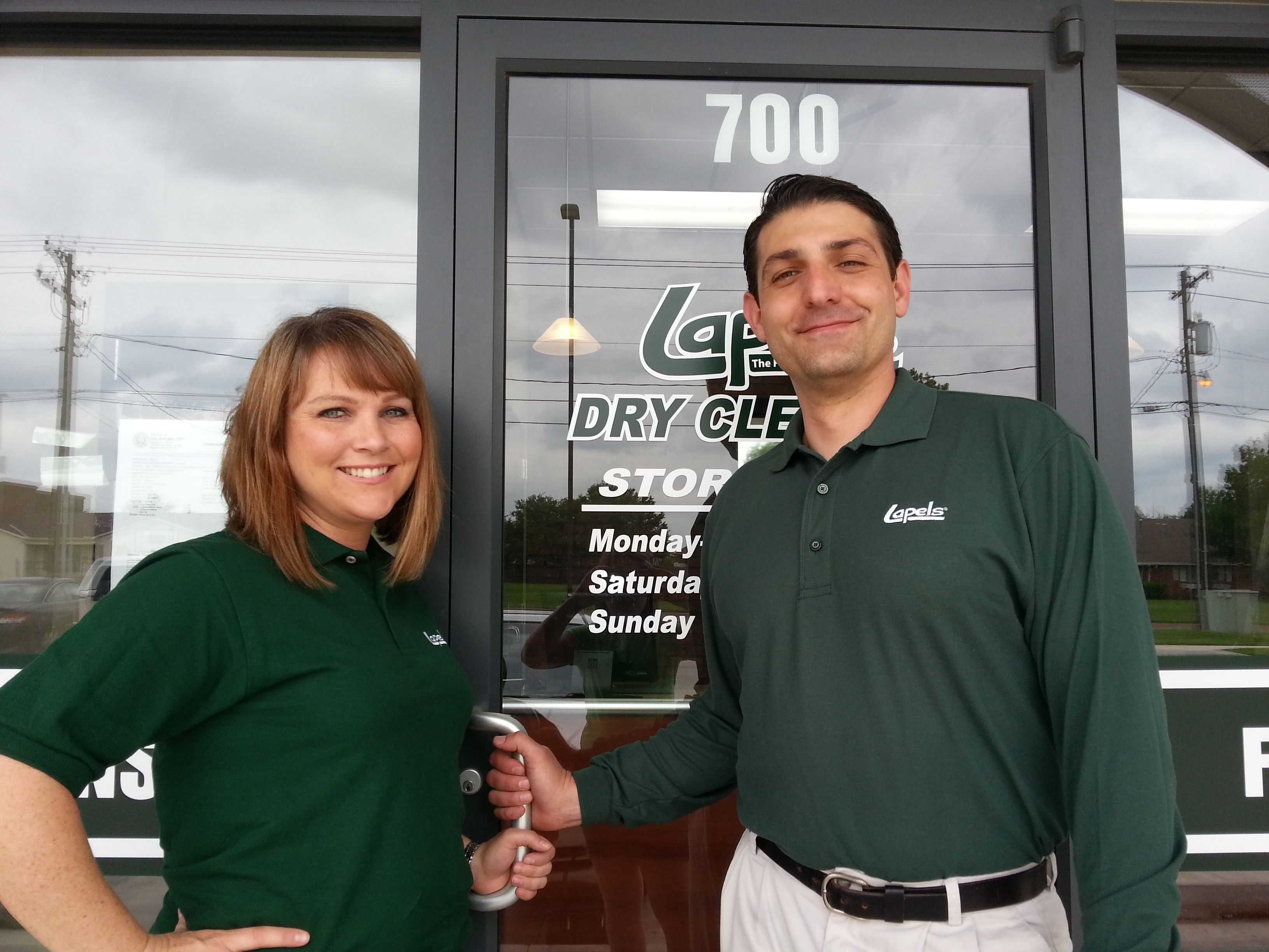 Lapels Dry Cleaning named a vet-friendly franchise