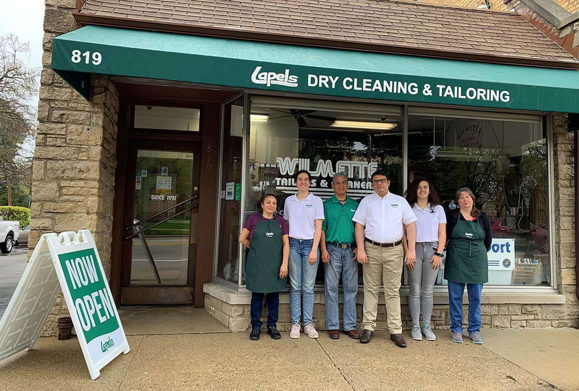 The Future of Dry Cleaning comes to Chicagoland