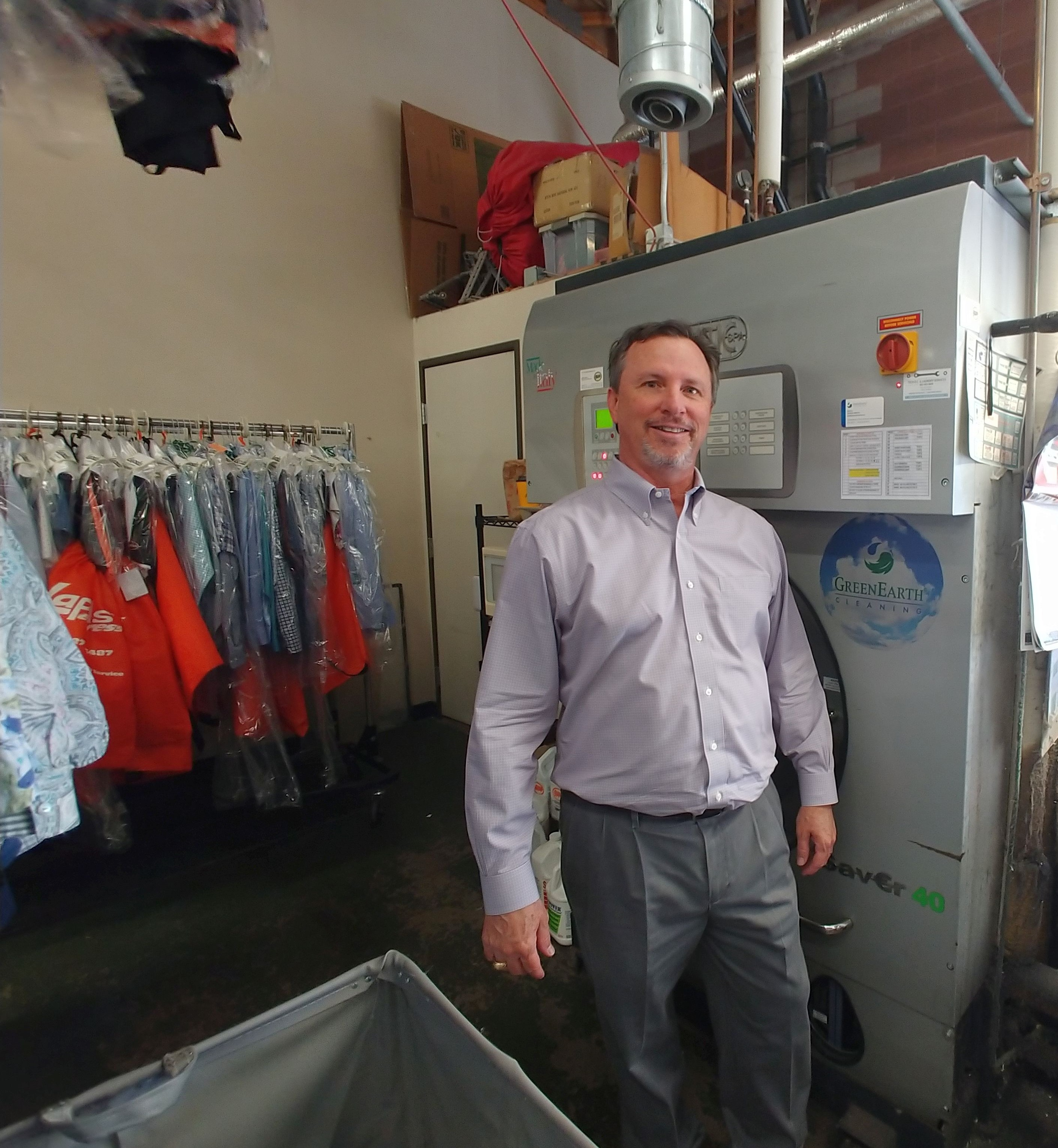 The Future of Dry Cleaning grows in Greater Phoenix.  Lapels Dry Cleaning locations in Gilbert and Chandler switch over to GreenEarth